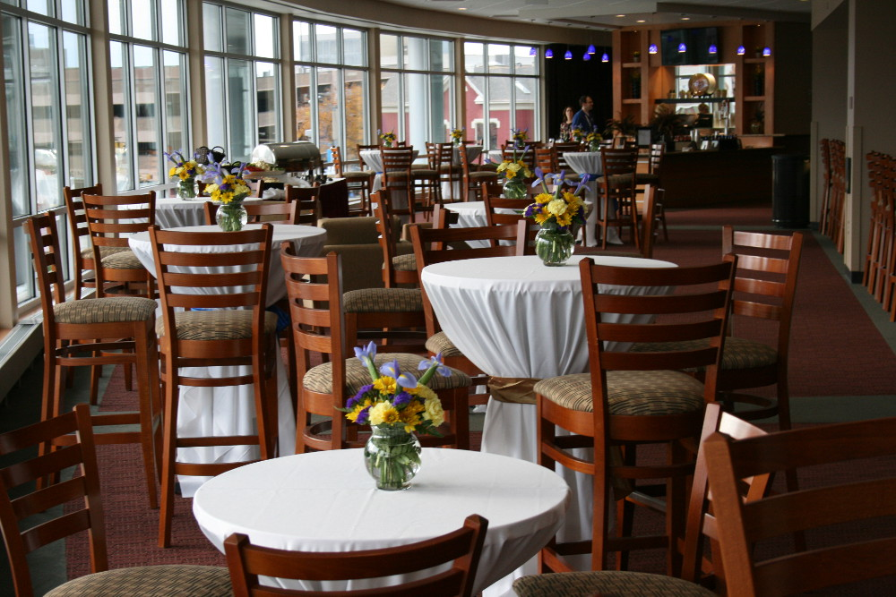 Premium Seats & Suites - Erie Insurance Arena